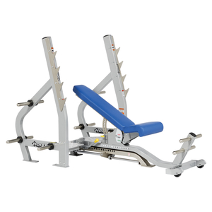 CF-2179B Flat - Incline - Decline Olympic Bench Hoist
