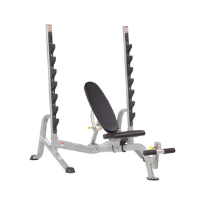 HF-5170 7 Position F.I.D. Olympic Bench Hoist