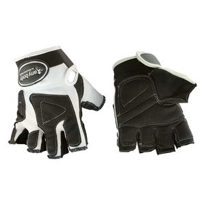 Anybody Γάντια Γυμναστικής με Δέρμα (κοφτά) Small EF1632S