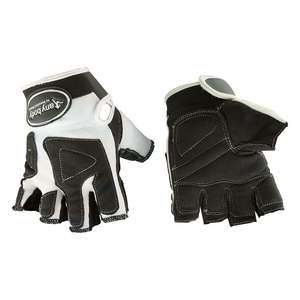 Anybody Γάντια Γυμναστικής με Δέρμα (κοφτά) Large EF1632L
