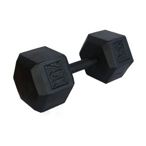Welfit Επαγγελματικός Εξάγωνος Αλτήρας Σίδερο 25kg RO571-25
