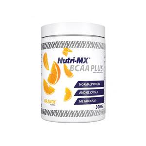 NUTRI-MX BCAA PLUS με L-GLUTAMINE και Βιταμίνη B6