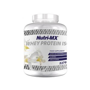 Nutri-MX Whey Protein Iso 2270gr Vanilla