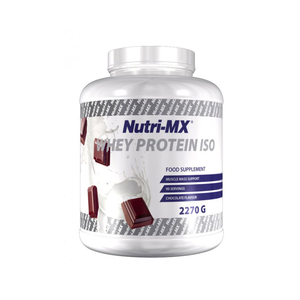 Nutri-MX Whey Protein Iso 2270gr Chocolate