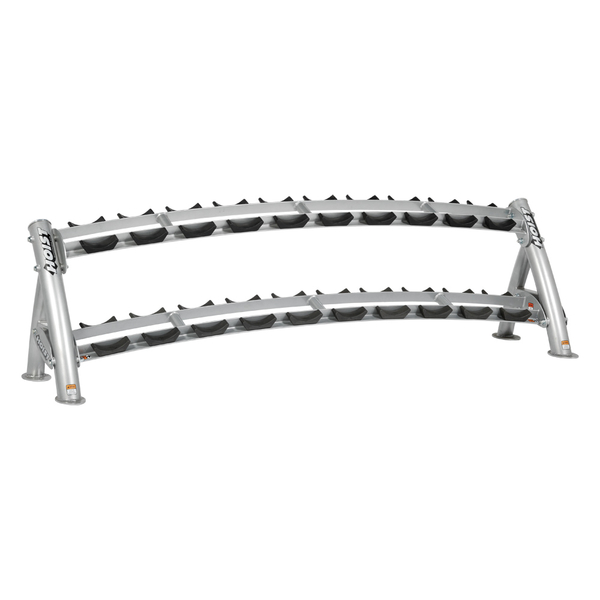 CF-3461-2  2-Tier Dumbbell Rack Hoist